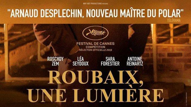 Photo du film Roubaix, une lumière