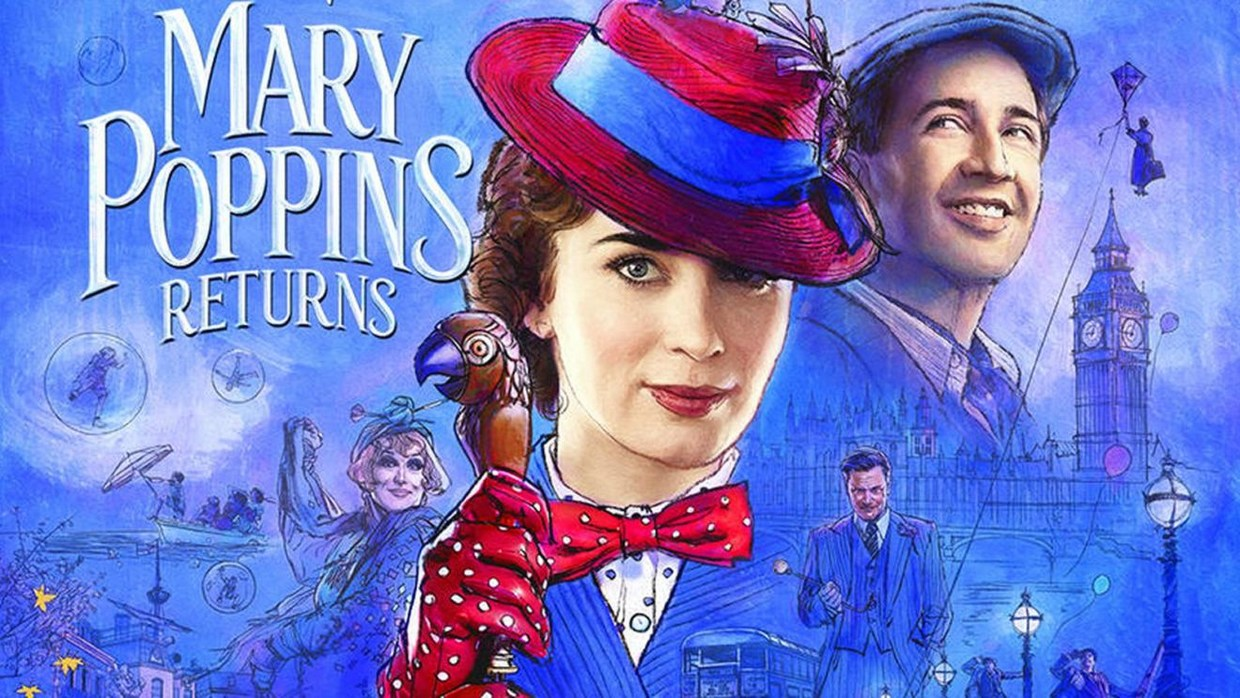 Photo du film Le Retour de Mary Poppins
