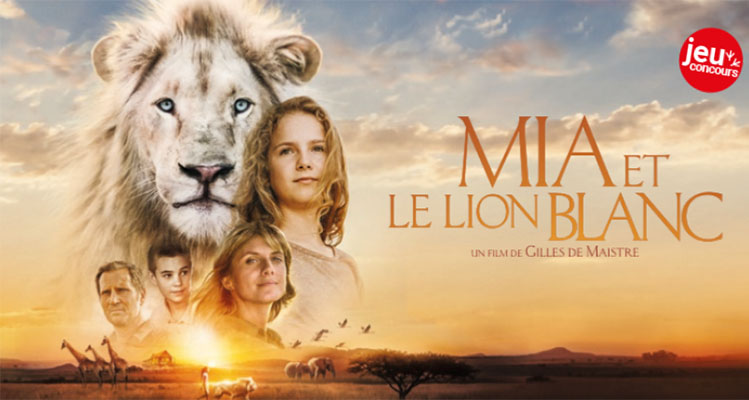 Photo du film Mia et le Lion Blanc