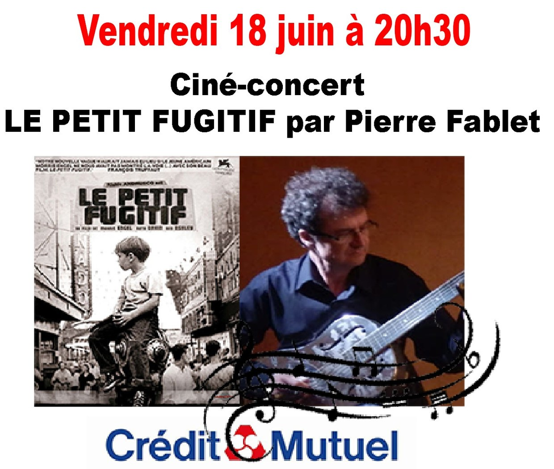 Photo du film CINE CONCERT LE PETIT FUGITIF