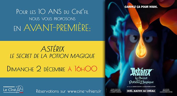 Photo du film Astérix - Le Secret de la Potion Magique