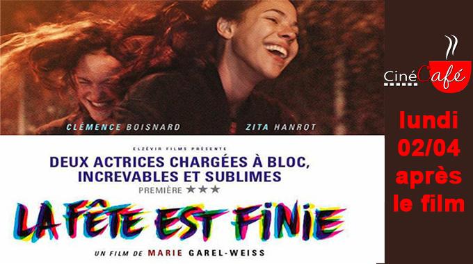 Photo du film La Fête est finie