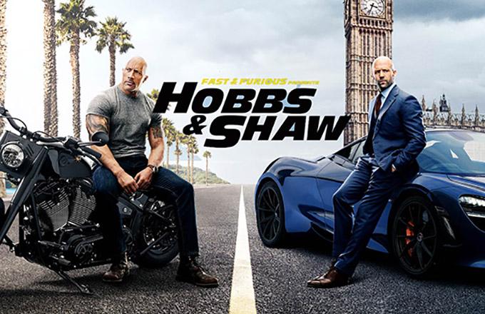Photo du film Fast & Furious : Hobbs & Shaw
