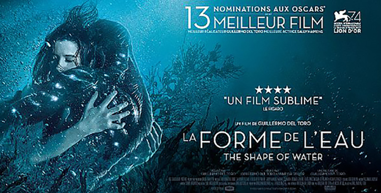 Photo du film La Forme de l'eau - The Shape of Water