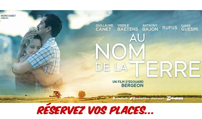 Photo du film Au nom de la terre