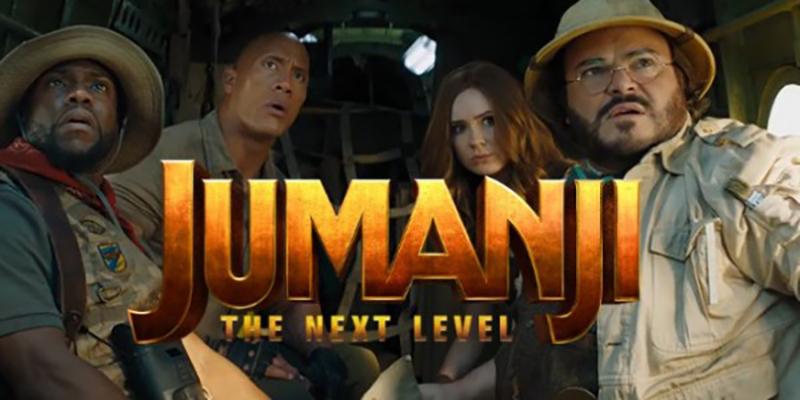Photo du film Jumanji: next level
