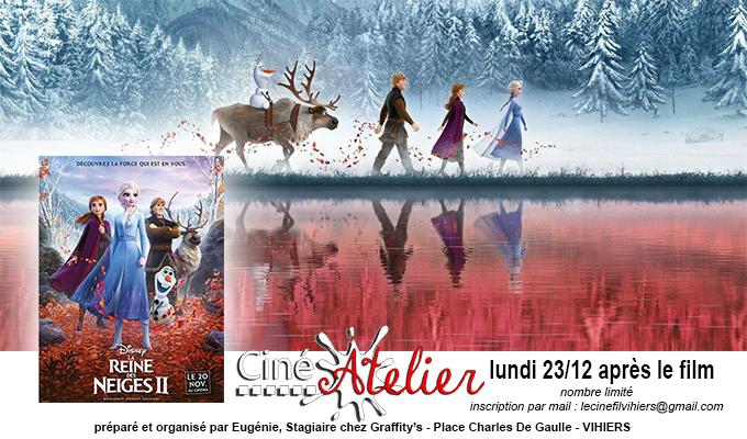 Photo du film La Reine des neiges 2