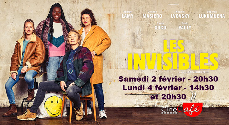 Photo du film Les Invisibles