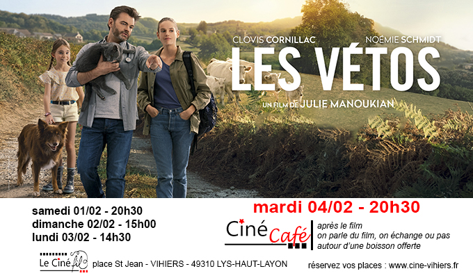 Photo du film Les Vétos