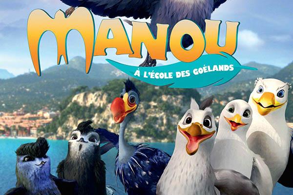 Photo du film Manou à l'école des goélands