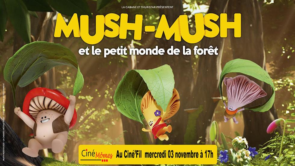 Photo du film Mush-Mush et le petit monde de la forêt