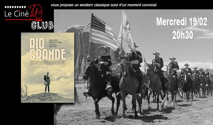 Photo du film Rio Grande