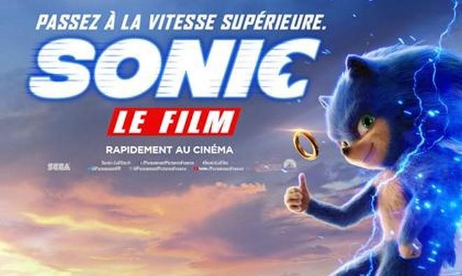 Photo du film Sonic le film